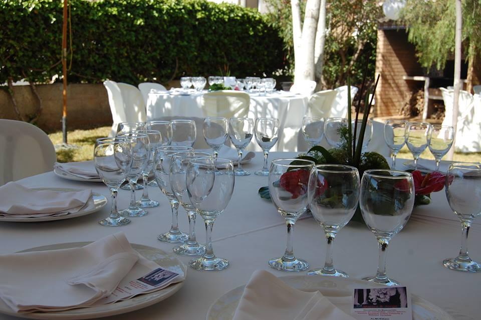 Catering realizado por el restaurante Celebrity Lledó en Oropesa del Mar